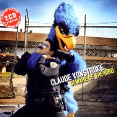 CDs de Música: CLAUDE VONSTROKE * 2 CD EDIT LTD SPECIAL * BEWARE OF THE BIRD * DIGIPACK * PRECINTADO. Lote 27181844