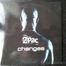 CDs de Música: 2PAC - CHANGES - CD SINGLE - PROMO - DEATH ROW - INTERSCOPE - 1998. Lote 26006197
