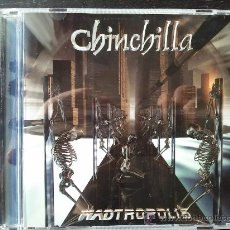 CDs de Música: CHINCHILLA - MADTROPOLIS - CD ALBUM - METAL BLADE - 2003. Lote 26805708