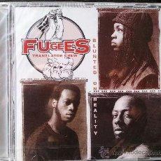 CDs de Música: FUGEES - TRANZLATOR CREW - BLUNTED ON REALITY - CD ALBUM - 1994 - LAURYN HILL. Lote 26827667