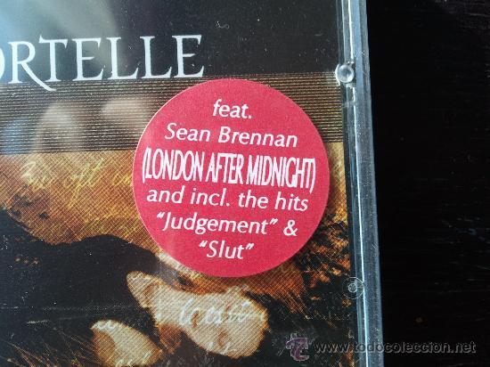 CDs de Música: L´AME IMMORTELLE - DANN HABE ICH UMSONST GELEBET - CD ALBUM - MATRIX CUBE - Foto 2 - 26805709