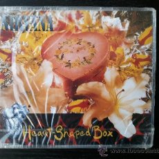 CDs de Música: NIRVANA - HEART SHAPED BOX - CD SINGLE - 3 TRACKS - FRANCE - GEFFEN - 1993. Lote 27449743