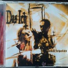 CDs de Música: DAS ICH - ANTI´CHRIST - CD ALBUM - ELFENHAIN - 2002. Lote 27125706