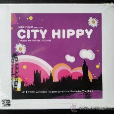 CDs de Música: CITY HIPPY - MIXED BY PATHAAN - GLOBETRONICA - DOBLE CD ALBUM - MASTERTRAX. Lote 25752131