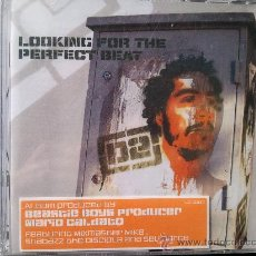 CD di Musica: MARCELO D2 - LOOKING FOR THE PERFECT BEAT - BEASTIE BOYS PRODUCER MARIO CALDATO - CD ALBUM - 2004. Lote 25722579