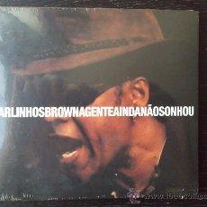 CDs de Música: CARLINHOS BROWN - A GENTE AINDA NAO SONHOU - CD ALBUM - SONY - 2006. Lote 25301199