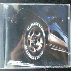CD di Musica: ALLIANCE ETHNIK - FAT COMEBACK - CD ALBUM - DELABEL - 1999. Lote 25152886