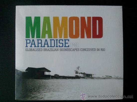 MAMOND - PARADISE - GLOBALISED BRAZILIAN SOUNDSCAPES... - CD ALBUM - FAR OUT - 2002 (Música - CD's World Music)