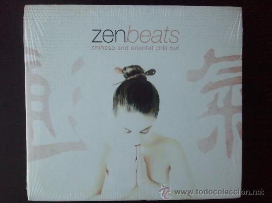 ZEN BEATS - CHINESE AND ORIENTAL CHILL OUT - CD ALBUM - DRO - ATLANTIC - 2005 (Música - CD's World Music)