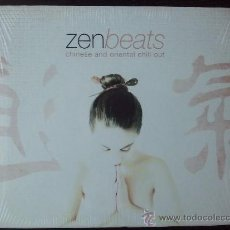 CDs de Música: ZEN BEATS - CHINESE AND ORIENTAL CHILL OUT - CD ALBUM - DRO - ATLANTIC - 2005. Lote 26051937