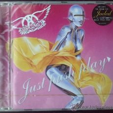 CDs de Música: AEROSMITH - JUST PUSH PLAY - CD ALBUM - SONY - 2004. Lote 27581039