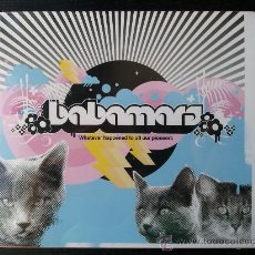 CDs de Música: BABAMARS - WHATEVER HAPPENED TO ALL OUR PIONEERS - CD ALBUM - ATOLL - 2004. Lote 25086044