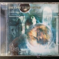 CDs de Música: SECRET SPHERE - A TIME NEVER COME - CD ALBUM - ELEVATE - 2001. Lote 27201882