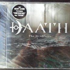 CDs de Música: DAATH - THE HINDERERS - CD ALBUM - ROADRUNNER - 2007. Lote 26512550