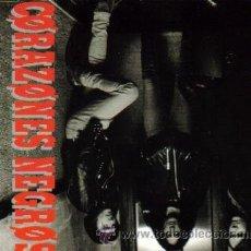 CDs de Música: CORAZONES NEGROS-LEJOS DE TI CDSINGLE SPAIN. Lote 23416643