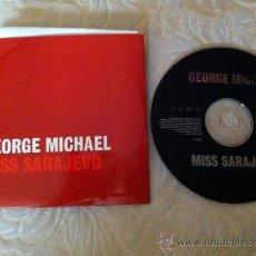 CDs de Música: GEORGE MICHAEL - MSS SARAJEVO ( CD SINGLE ). Lote 23428966