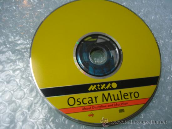 oscar mulero about discipline and education