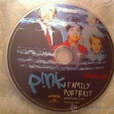 CDs de Música: PINK - FAMILY PORTRAIT ( CD SINGLE). Lote 23532913
