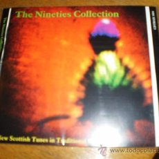 CDs de Musique: THE NINETIES COLLECTION-NEW SCOTTISH TUNES IN TRADITIONAL STYLE-CD-CDTRAX 5004-GREENTRAX-RARO-1203 6. Lote 24934396