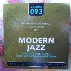 CDs de Música: DIZZY GILLESPIE 1953 (STAN GETZ, OSCAR PETERSON, HERB ELLIS, RAY BROWN, MAX ROACH). Lote 27454427