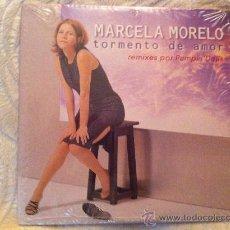 CDs de Música: MARCELA MORELO - TORMENTO DE AMOR ( REMIXES) ( CD SINGLE). Lote 23644671