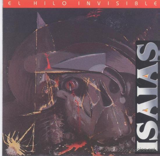 ISAIAS,EL HILO INVISIBLE DEL 94 (Música - CD's Rock)