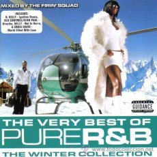 CDs de Música: DOBLE CD ALBUM: THE VERY BEST OF PURE R&B - THE WINTER COLLECTION - 41 TRACKS - 144 MINUTOS - 2003.. Lote 23928645
