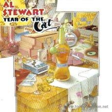 CDs de Música: AL STEWART - YEAR OF THE CAT - CD ALBUM - 9 TRACKS - 38 MINUTOS - AÑO 1976.. Lote 24073262