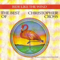 CDs de Música: CHRISTOPHER CROSS - THE BEST OF CHRISTOPHER CROSS - CD ALBUM - 12 TRACKS - AÑO 1992. Lote 24073303