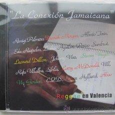 CDs de Música: LA CONEXION JAMAICANA - REGGAE EN VALENCIA - CD DE 2004. Lote 24093915