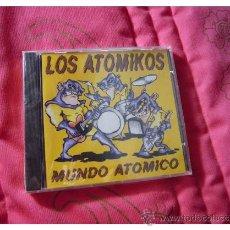 CDs de Música: LOS ATOMIKOS - MUNDO ATOMICO. Lote 26245163