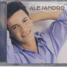 CDs de Musique: ALEJANDRO,TU TRANQUILA Y 9 TEMAS MAS DEL 2002. Lote 24129274
