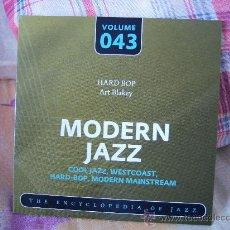 CDs de Música: ART BLAKEY (CLIFFORD BROWN, LOU DONALDSON, HORACE SILVER, CURLY RUSSELL, ART BLAKEY). Lote 24180092