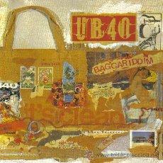 CDs de Música: UB 40 - BAGGARIDDIM - CD ALBUM - 13 TRACKS - DEEP INTERNATIONAL 1985. Lote 24250410