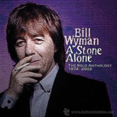CDs de Música: BILL WYMAN ( ROLLING STONES ) * 2CD * A STONE ALONE * ANTHOLOGY 1974-2002 * PRECINTADO!!. Lote 153892609