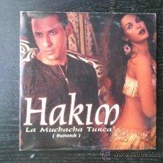 CDs de Música: HAKIM - LA MUCHACHA TURCA - SIMARIK - CD SINGLE - PROMO - SONY - 2001. Lote 24297839