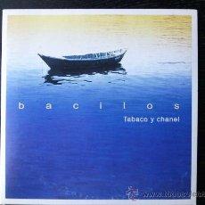 CDs de Música: BACILOS - TABACO Y CHANEL - CD SINGLE PROMO MOVISTAR - 2 TRACKS - 2001. Lote 24297916