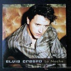 CDs de Música: ELVIS CRESPO - LA NOCHE - CD SINGLE - PROMO - EPIC - 2001. Lote 24297947
