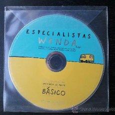 CDs de Música: LOS ESPECIALISTAS - WENDA - CD SINGLE - PROMO - BMG - 2001. Lote 24298403