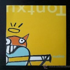 CDs de Música: TONTXU - VUELVO - CD SINGLE - PROMO - EDICION ESPECIAL 40 PRINCIPALES - 2001. Lote 24298564