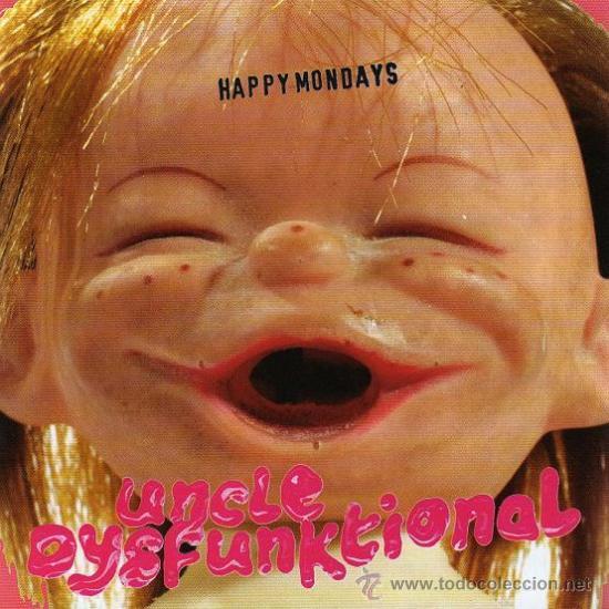 HAPPY MONDAYS * CD * UNCLE DYSFUNKTIONAL * PRECINTADO (Música - CD's Rock)
