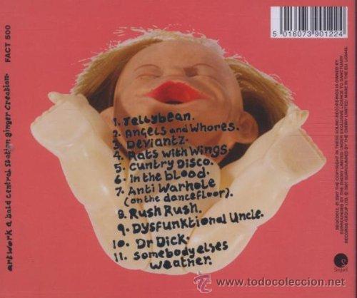 CDs de Música: HAPPY MONDAYS * CD * Uncle Dysfunktional * Precintado - Foto 2 - 27108244