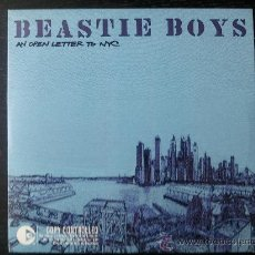 CDs de Música: BEASTIE BOYS - AN OPEN LETTER TO NYC - CD SINGLE - 2 TRACKS - CAPITOL - 2004. Lote 24368617