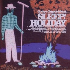CDs de Música: GORKY'S ZYGOTIC MYNCI * CD DELUXE * SLEEP / HOLIDAY * PRECINTADO. Lote 30271488