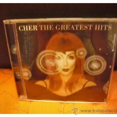 CDs de Música: CHER - THE GREATEST HITS . Lote 24933412