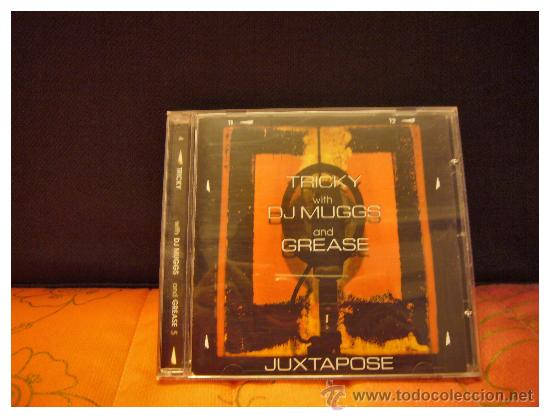 TRICKY & DJ MUGGS & GREASE - JUXTAPOSE (Música - CD's Hip hop)