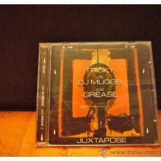 CDs de Música: TRICKY & DJ MUGGS & GREASE - JUXTAPOSE. Lote 30144329