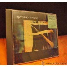 CDs de Música: MY VITRIOL - FINELINES. Lote 30332375