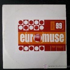 CDs de Música: EUROMUSE - POP - ROCK - CD - CHART 99. Lote 24414037