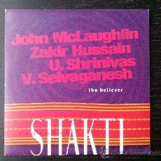 CDs de Música: SHAKTI - REMEMBER - CD SINGLE - PROMO - 6 LIVE TRACKS - UNIVERSAL - 1999. Lote 24416446